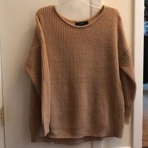 🍂 Forever 21 Cream Sweater